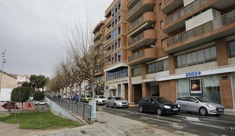 Una de les festes va tenir lloc en un pis del carrer Ramón y Cajal.