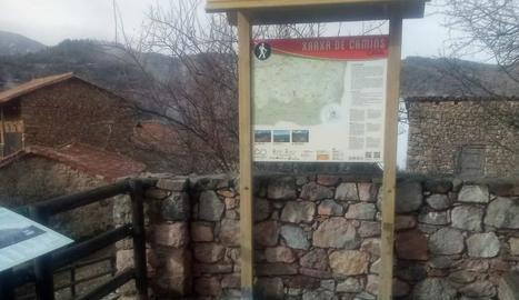 Els plafons s'han instal·lat en cinc municipis de la comarca.