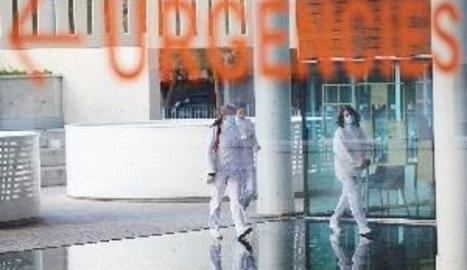 Sindicats catalans convoquen aquest dimecres una vaga de professionals sanitaris