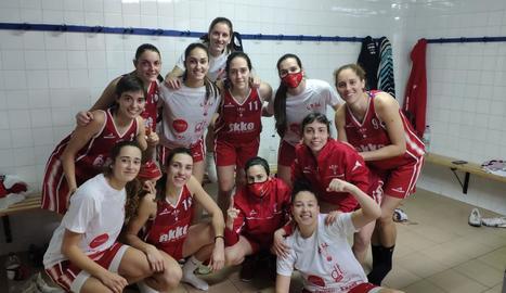 El CB Lleida va debutar amb victòria a l'Estatal de Primera divisió.