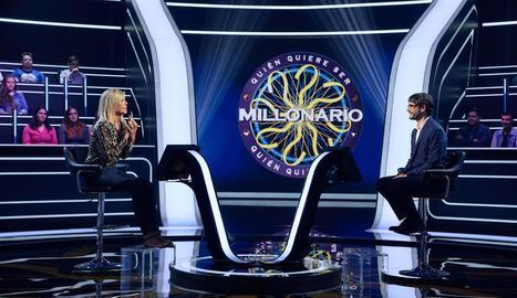 Juanra Bonet conduirà aquest nou concurs, que debuta amb famosos com Bibiana Fernández.
