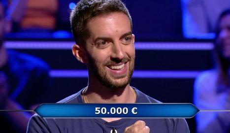Broncano, 50.000 € per a la seua ONG.