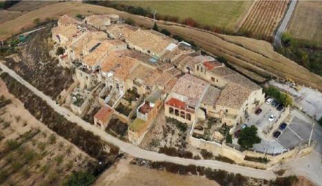 Urbanisme avala el pla per rehabilitar el nucli clos del Mas de Bondia, a Montornès de Segarra