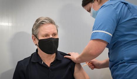 Espanya també paralitza la vacunació amb Astrazeneca