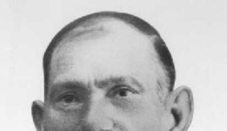 Ceferino Jiménez Malla, 'El Pelé'.