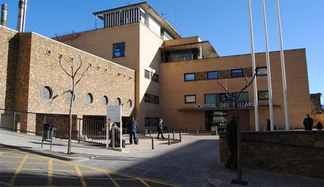 Imatge d'arxiu de l'Hospital del Pallars.