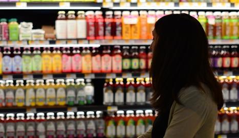Els refrescoos ensucrats, aliments a evitar.