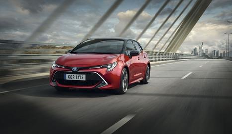 Toyota Corolla Electric Hybrid