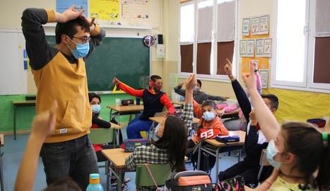Un miler d'alumnes d'escoles lleidatanes participen en els tallers de cinema promoguts pel Galacticat