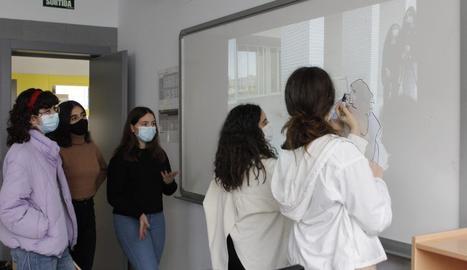 El rodatge va tenir lloc a l'Institut Joan Solà de Torrefarrera, on també es va dur a terme el procés de muntatge.