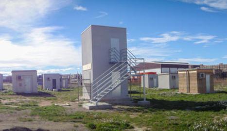 BANC DE PROVES. Instal·lació experimental de tecnologies eficients energèticament per al sector de la construcció