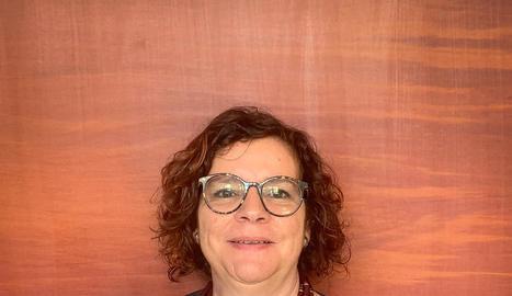 LUISA CABEZA. Catedràtica de la UdL i memebre fundadora del grup de recerca GREIA de la UdL