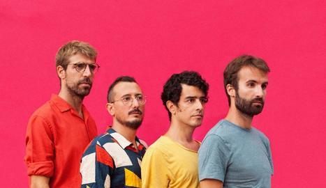 El quartet barceloní Manel obrirà el Sisquere Festival el dia 16.