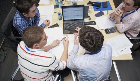 El 86,9% dels joves catalans, disposats a marxar fora per treballar