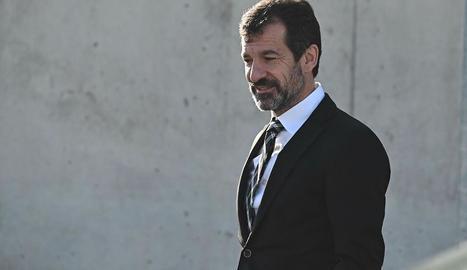 Ferran López serà el responsable de la seguretat del club i del Camp Nou després de passar pels Mossos.