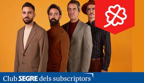 Xiula es un grupo musical de Barcelona que ha revolucionado la animación infantil gracias a canciones que beben de ritmos actuales.