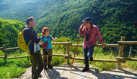 '80 cm' recorre els senders i vies de la Vall de Boí a l'estrena de la cinquena temporada.
