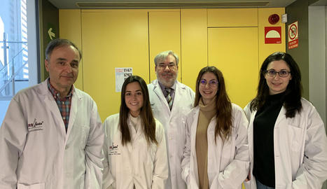 El grup d'investigació en Neurocognició, psicologia de la personalitat i genètica de la conducta.