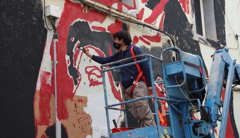 Lleida, capital de l'art urbà