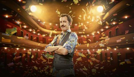 L'actor Guillem Albà presenta aquest nou xou d'entreteniment, cultura i humor.