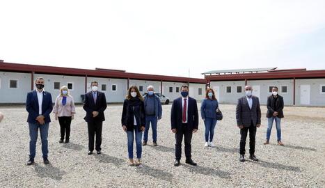 Budó demana a l'Estat que eviti l'arribada a Lleida de temporers en situació irregular