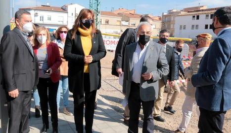 L'Arxiu Comarcal de les Garrigues estarà enllestit en un any i mig