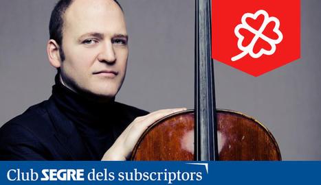 El violoncelista Arnau Tomàs, acompanyat de l'OJC, ens presentarà un programa basat en obres de K. Weill i F. Gulda.