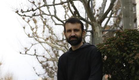 El diputat Pau Juvillà