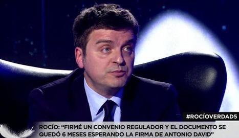 El Marc triomfant a Telecinco.