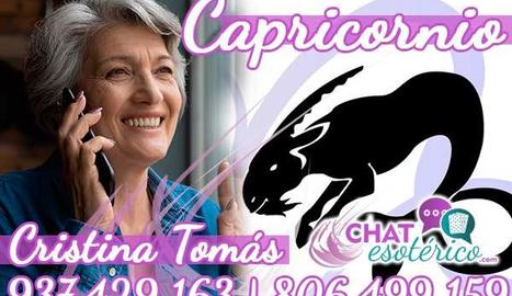Cristina Tomás - CAPRICORN