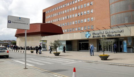L'hospital Arnau de Lleida alerta que hi ha el doble de pacients covid a planta i el triple a l'UCI que en l'últim desconfinament