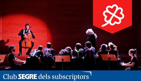 LleidArt Ensemble ens interpretarà aquesta obra del genial compositor francès, Camille Saint-Saëns.