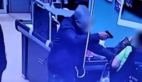 Detingut l'atracador dels dos supermercats a Lleida, un presumpte assassí a sou