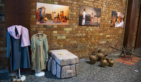 L'exposició d'attrezzo i fotografies va tancar ahir al públic.