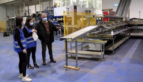 Uns 2.500 treballadors s'han inscrit per als cribratges en empreses agràries de Lleida i el Baix Segre