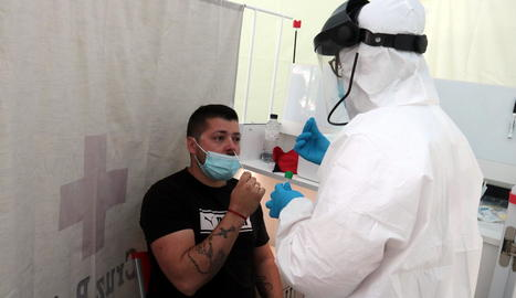 Els hospitals lleidatans comencen a recuperar l'activitat quirúrgica