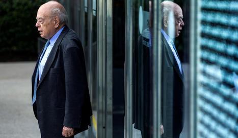 Imatge d'arxiu de l'expresident del Govern Jordi Pujol, que s'asseurà al banc dels acusats el 2022.