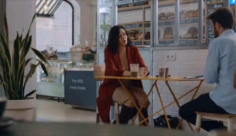 Gonzo entrevista la popular Isabel Díaz Ayuso a 'Salvados'.