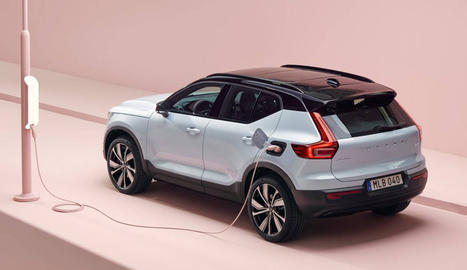 Volvo Cars ha llançat al mercat espanyol el seu nou model 100% elèctric XC40 Recharge, les primeres unitats del qual arribaran als concessionaris a mitjans de juny.