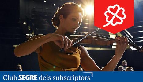 'La violinista' és una pel·lícula finlandesa dirigida per Paavo Westerberg.