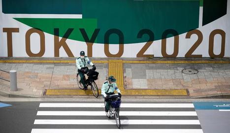 Els Jocs de Tòquio continuen dividint la societat nipona.