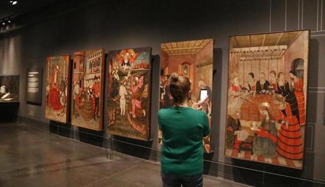 El Museu de Lleida inaugura la remodelació de les sales del gòtic