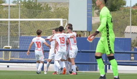El Lleida salva el primer match ball