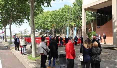 Lleida és líder destacada a vacunar