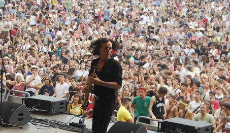 Torna el Canet Rock, que preveu 22.000 persones