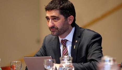 Puigneró, home de confiança de Puigdemont, serà vicepresident del Govern