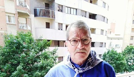Pepe Ibars és tota una institució de l'Aplec.
