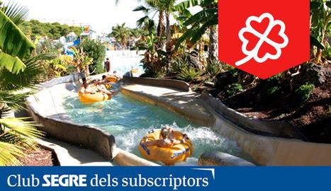 El parc aquàtic Aquopolis, ubicat a La Pineda, comença la temporada per Sant Joan.