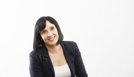 """Cristina Vila: """"Hem de treballar amb els nens perquè no quedin atrapats en rols queno els representen"""""""