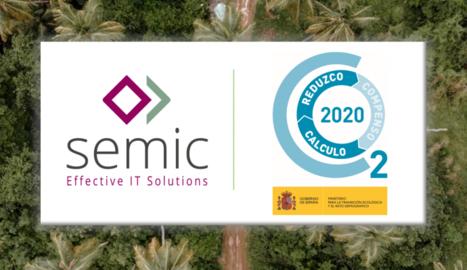 La lleidatana Semic redueix la petjada de CO2 en un 21,33% en quatre anys